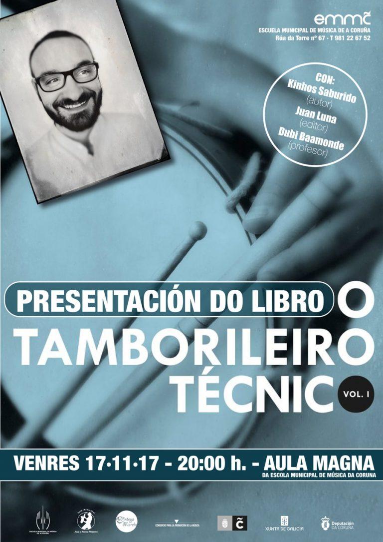Presentación O Tamborileiro Técnico en Coruña
