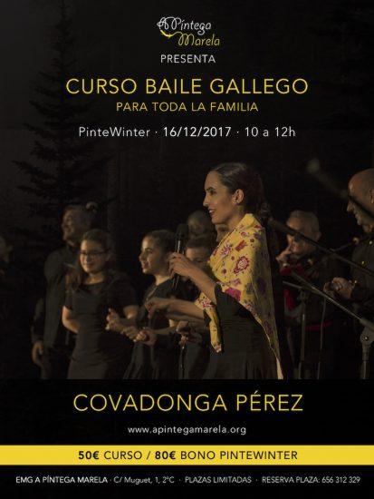 Curso de baile gallego Pintewinter 2017